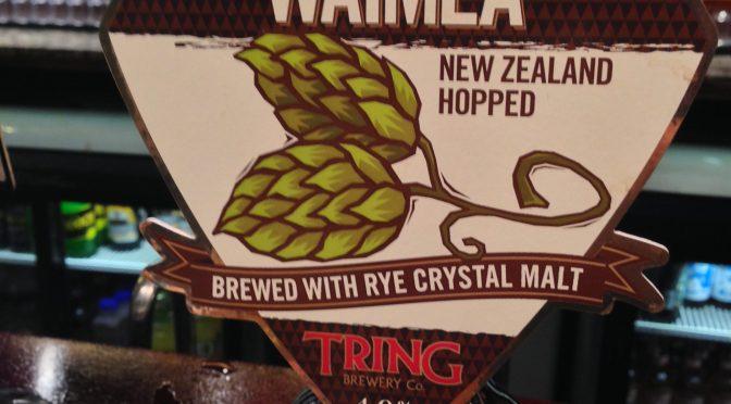 Waimea - Tring Brewery