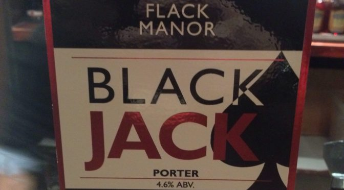 Black Jack – Flack Manor Brewery