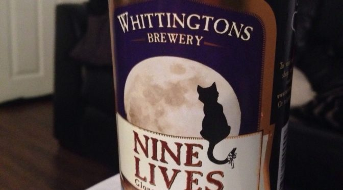 Nine Lives – Whittingtons Brewery