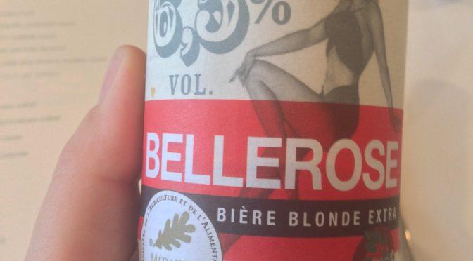 Bellerose Bière Blonde Extra – Brasserie des Sources