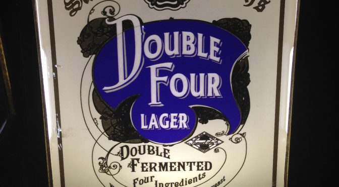 Double Four Lager – Samuel Smith's Brewery