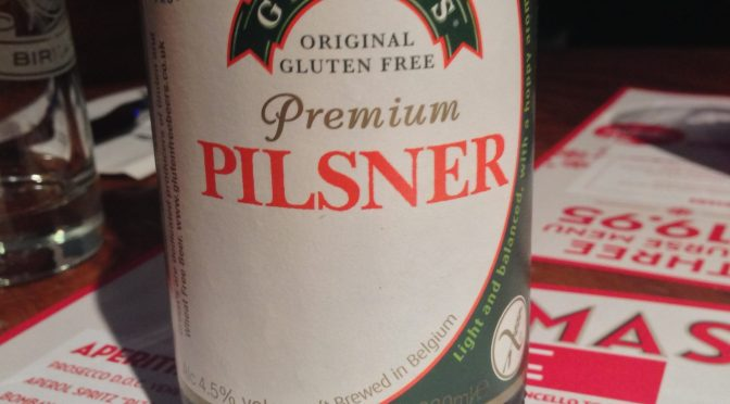 Greens Premium Pilsner - De Proefbrouwerij Brewery