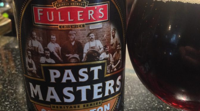 Old Burton Extra Past Masters – Fuller's Brewery