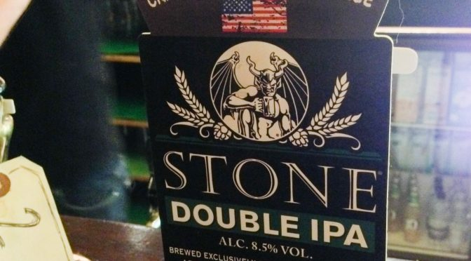 Stone Double IPA - Stone (Adnams) Brewery