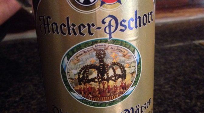 Oktoberfest Märzen – Hacker-Pschorr Brewery