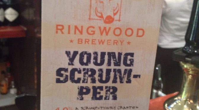 Young Scrumper – Ringwood Brewery