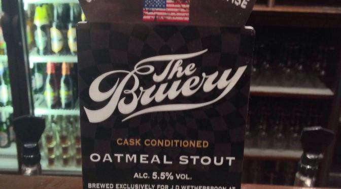 The Bruery – The Bruery (Caledonian) Brewery