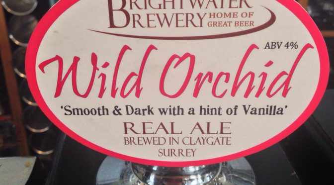 Wild Orchid – Brightwater Brewery