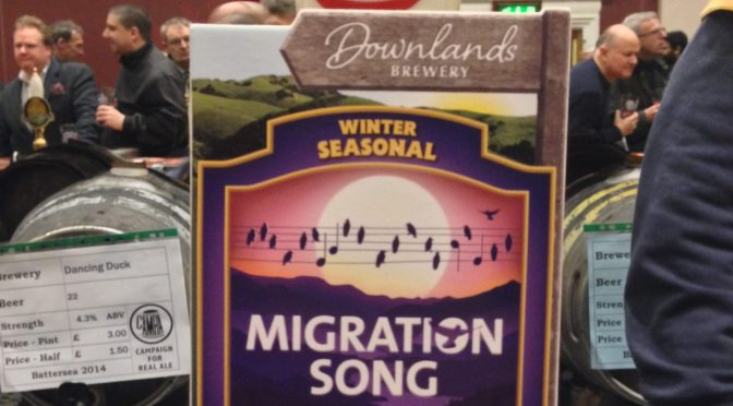 Migration Song - Downlands Brewery