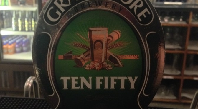 Ten Fifty - The Grainstore Brewery
