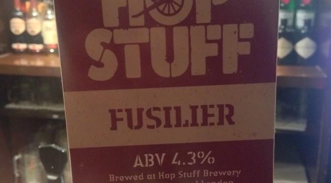Fusilier – Hop Stuff Brewery