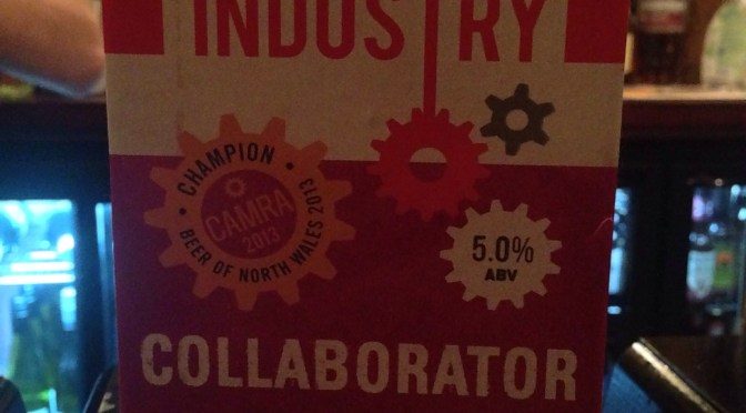 Collaborator – Heavy Industry Brewery