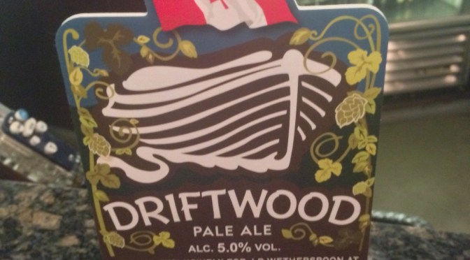 Driftwood Pale Ale – Driftwood (Thwaites) Brewery