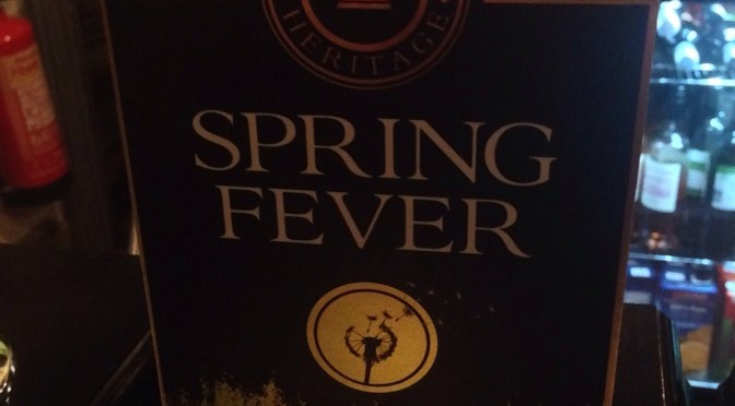 Spring Fever – Kings Heritage Brewery