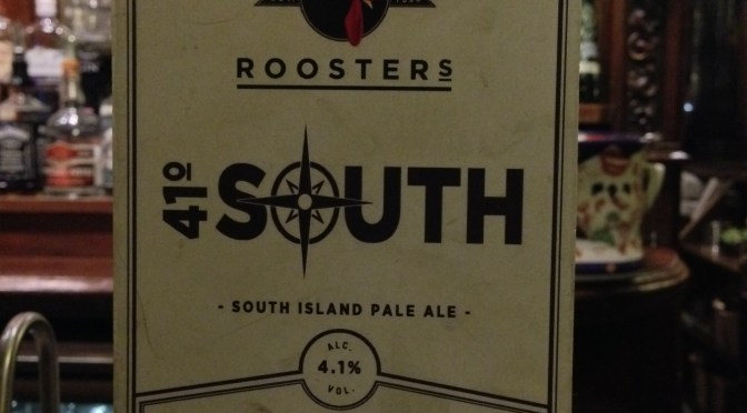 41° South - Roosters Brewery