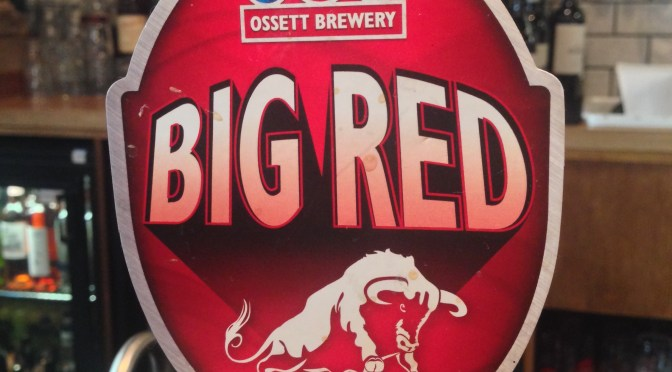 Big Red - Ossett Brewery