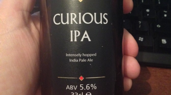 Curious IPA – Chapel Down Winery