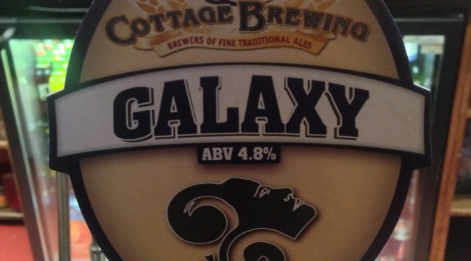 Galaxy - Cottage Brewery