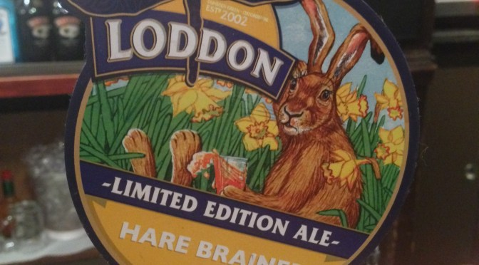 Hare Brained – Loddon Brewery