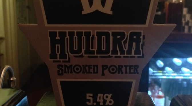 Huldra Smoked Ported - Summer Wine (SWB) Brewery