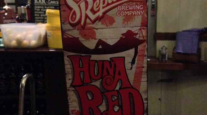 Huna Red – Sunny Republic Brewing Company