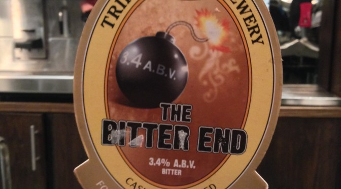 The Bitter End – Triple FFF Brewery