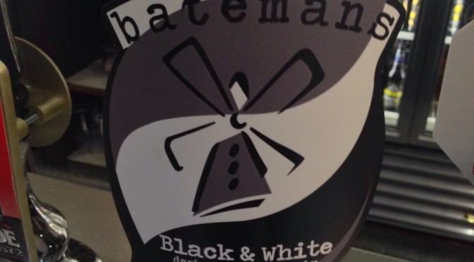 Black & White – Batemans Brewery