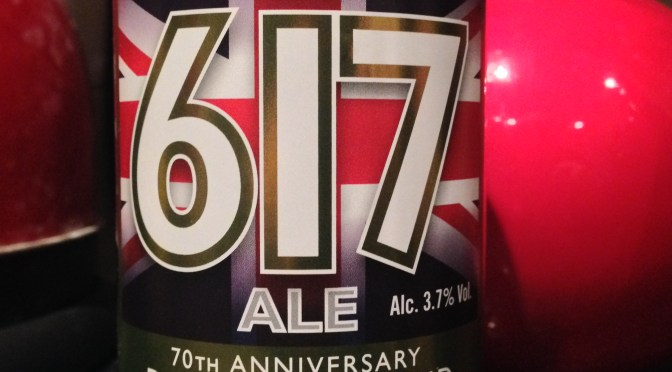 617 Ale – Batemans Brewery
