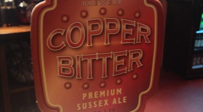 Copper Bitter – Hammerpot Brewery
