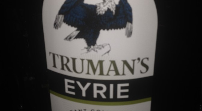 Eyrie – Truman's Brewery
