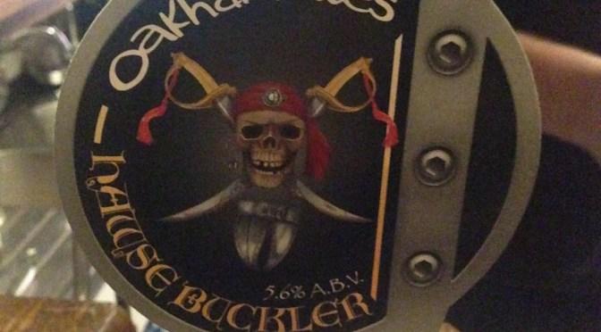 Hawse Buckler – Oakham Ales