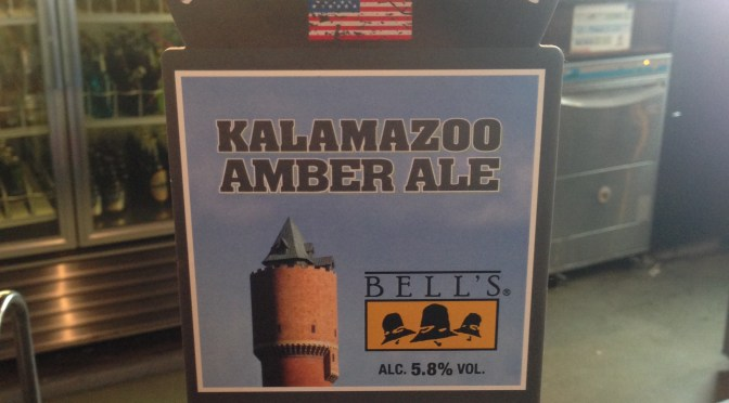 Kalamazoo Amber Ale – Wadworth (Bell's) Brewery