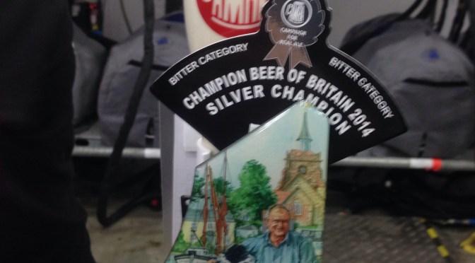 Captain Bob – Mighty Oak Brewery