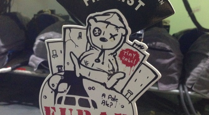 Fubar – Tiny Rebel Brewery
