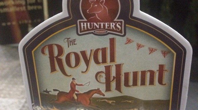 The Royal Hunt – Hunters Brewery