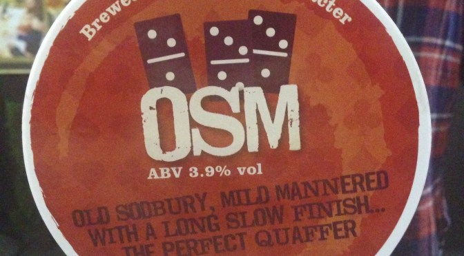 OSM – Cotswold Spring Brewing Co