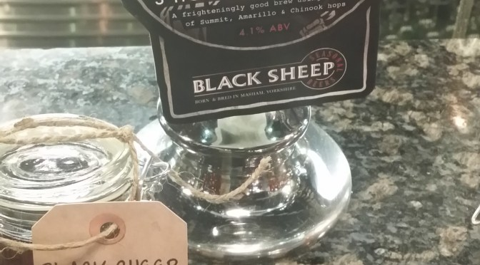 Reaper – Black Sheep Brewery