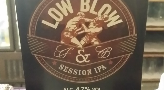 Low Blow – Fork & Brewer (Everards) Brewery