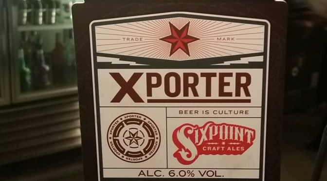 XPorter – Sixpoint (Adnams) Brewery
