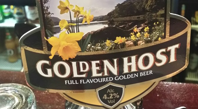 Golden Host – Jennings Brewery