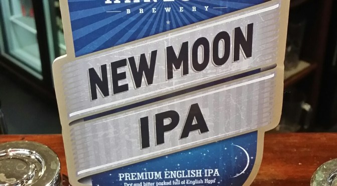 New Moon – Hanlons Brewery