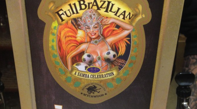 Full Brazilian – Wychwood Brewery