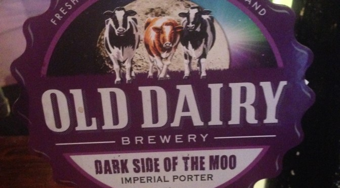 Dark Side of the Moo – Old Dairy Brewery