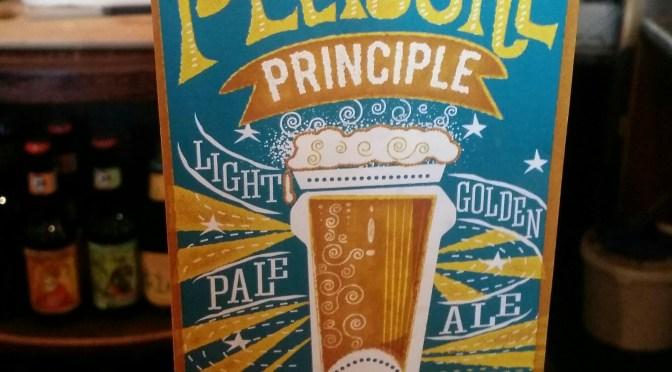 Pleisure Principle – Adnams Brewery