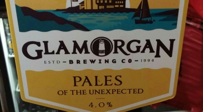 Pales of the Unexpected – Glamorgan Brewing Co