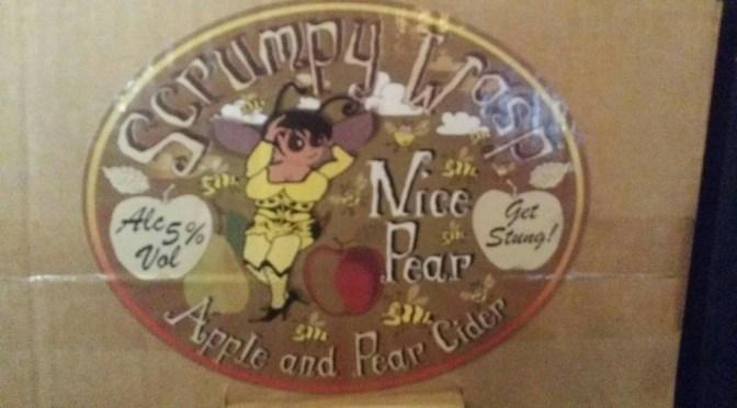 Nice Pear – Scrumpy Wasp Brewery