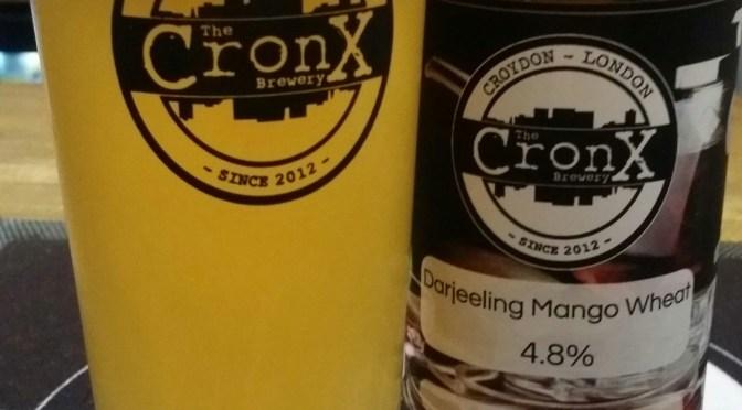 Darjeeling Mango Wheat – Cronx Brewery