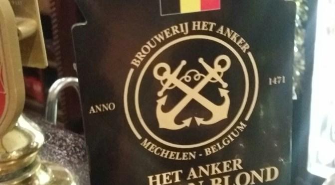Het Anker Belgian Blonde – Adnams (Brouwerij Het Anker) Brewery