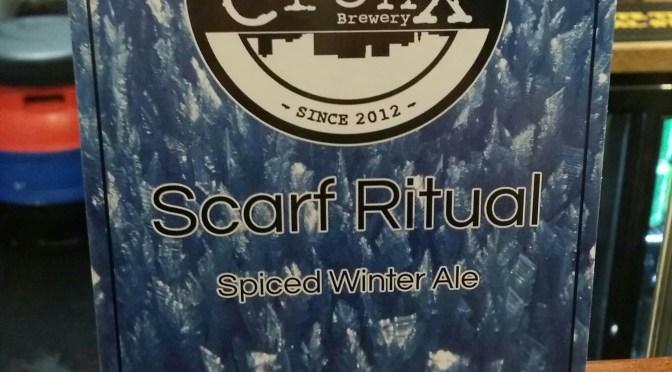 Scarf Ritual Spiced Winter Ale – Cronx Brewery