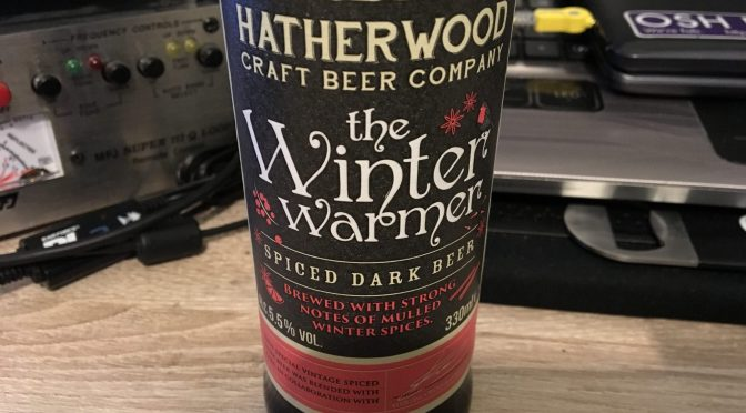 The Winter Warmer – Hatherwood Craft Beer Company